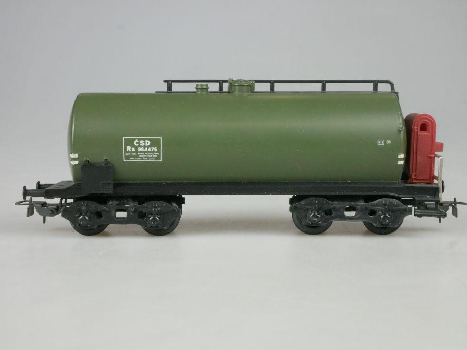 Piko H0 DC Kesselwagen der CSD in grün DDR PFR 114080