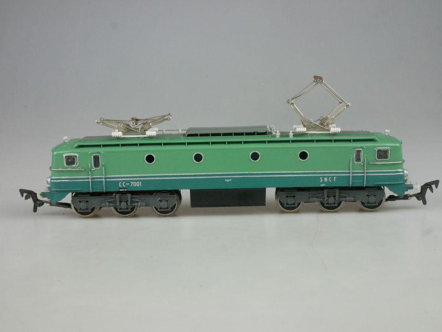 Piko H0 DC SNCF E-Lok CC-7701 E Lokomotive PFR 114095
