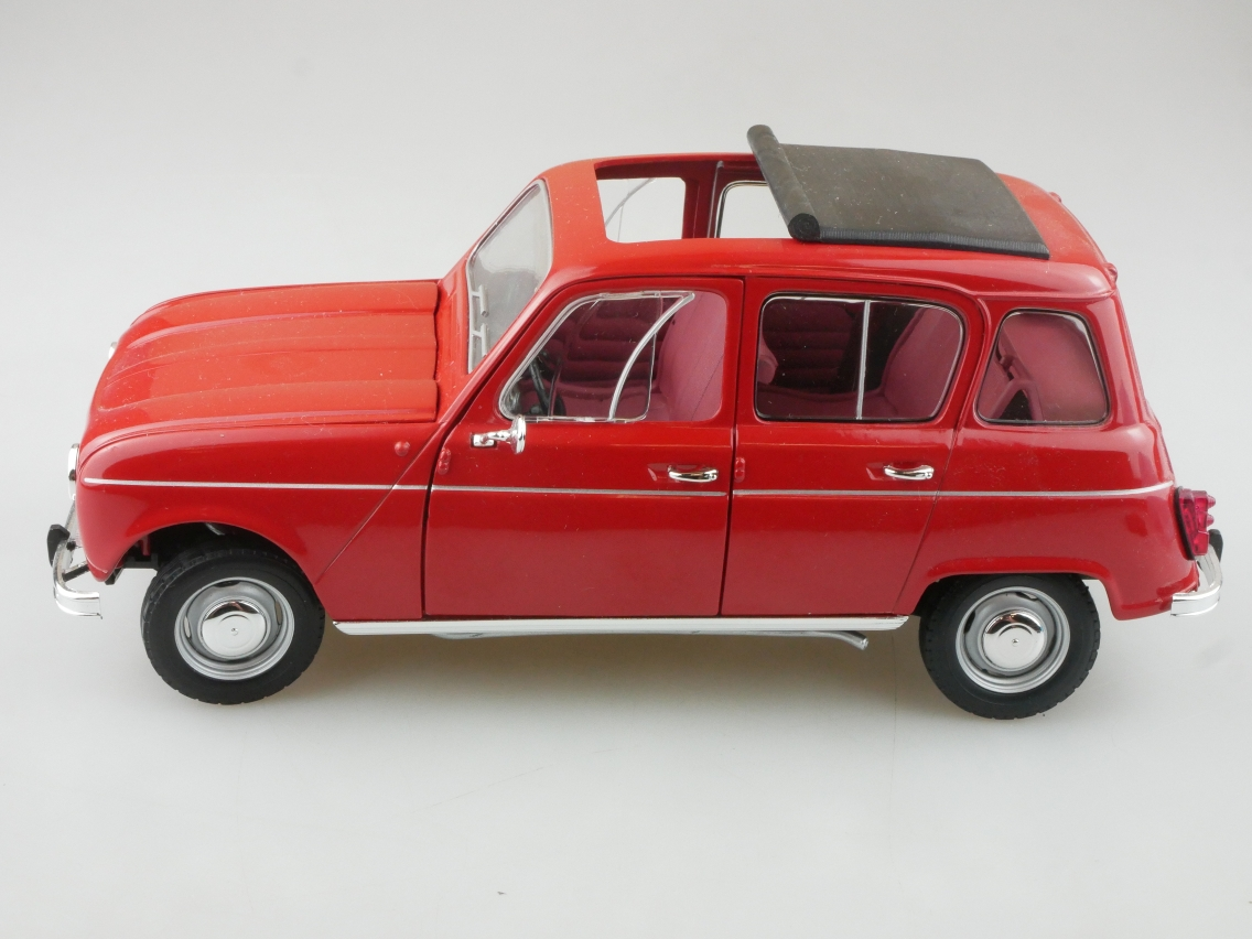 Norev 1/18 Renault 4L Modellauto ohne Box - 114207
