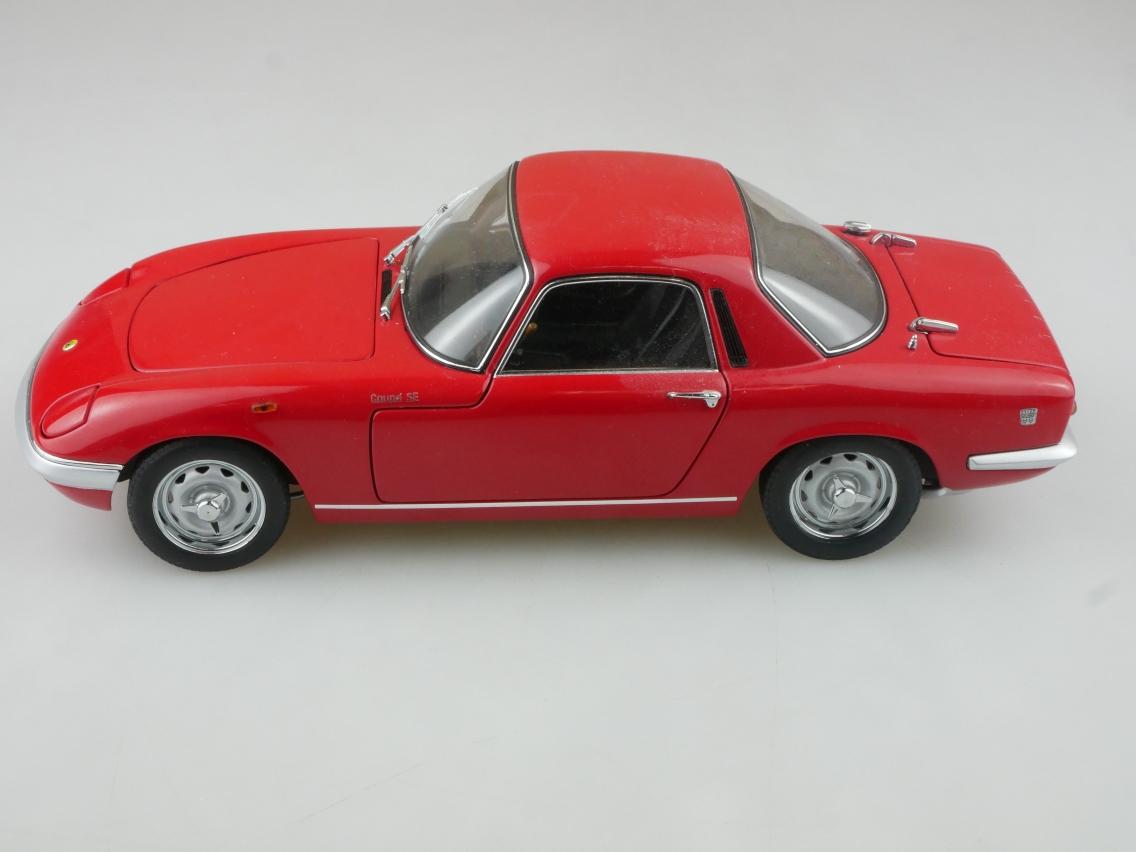 Auto Art 1/18 Lotus Elan Coupé SE Modellauto 75351 ohne Box - 114214