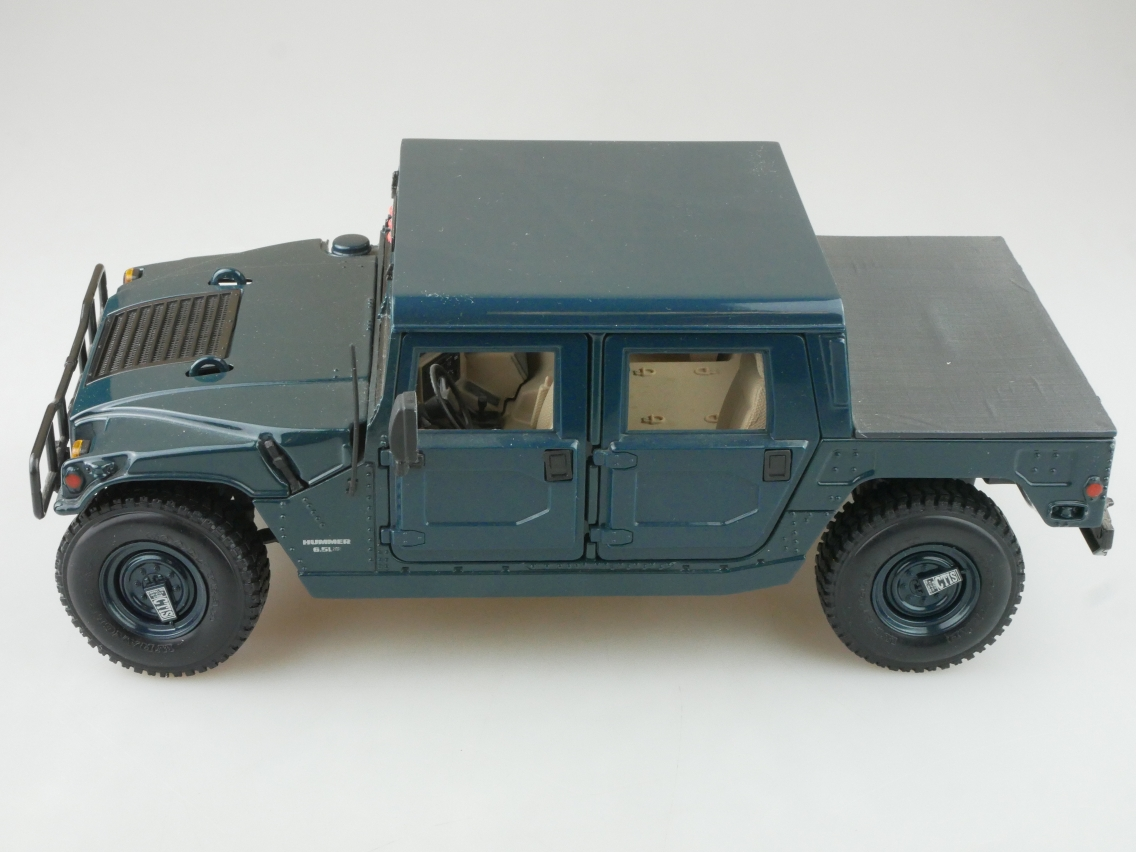 Maisto 1/18 Hummer Humvee Modellauto ohne Box - 114240