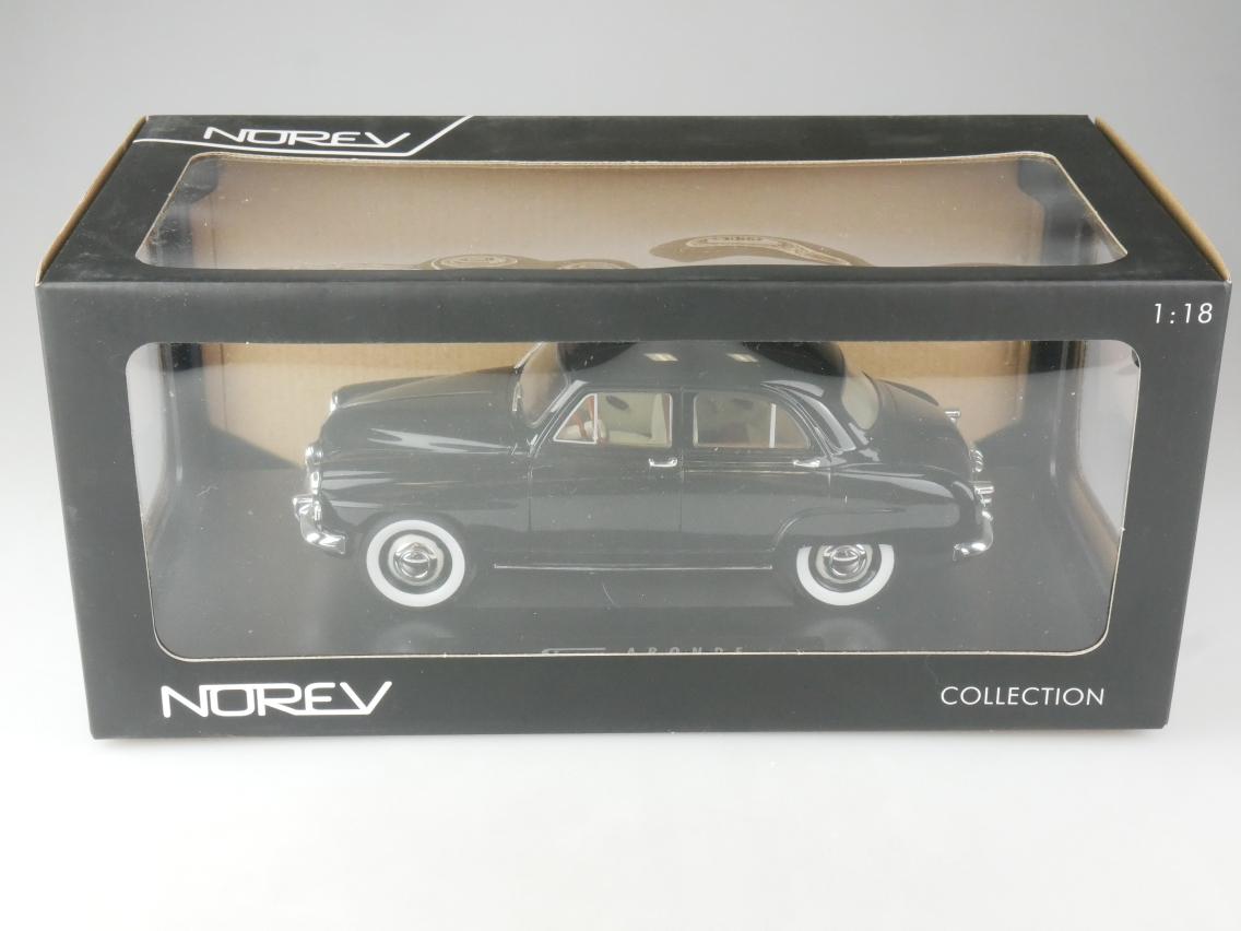 Norev 1/18 Simca 9 Aronde 1953 Modellauto mit Box - 114195